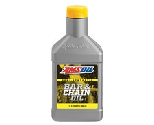 Bar and Chain Oil - Lubricants